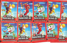 Packets Packs of Super Mario Bros Wii Stickers Party Bag Filler