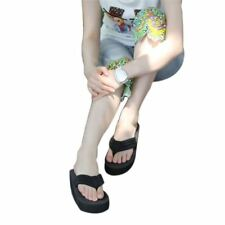 Women Shoes Sandal Platform Heels Wedges Flip Flops Girl Ladies Summer Casual We