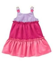 NWT Gymboree Girls Fairy Fashionable Tiered Dress Size 12-18 M 18-24 M