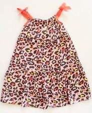 NWT Gymboree Girls Cheetah Leopard Heart Print Nightgown Size 2T