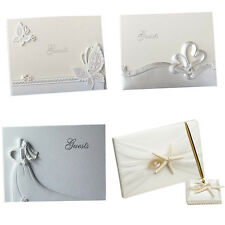 1/2pcs Guest Book+Signing pen Wedding Guest Signing for Wedding Party Decor
