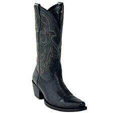 New Men's Ariat 10005957 Heritage Western Snip toe leather cowboy boot
