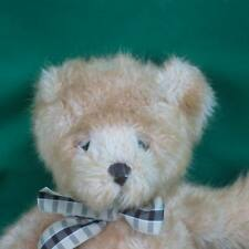 RUSS BERRIE GOLDEN BROWN TEDDY BEAR DEEKEN PLUSH STUFFED ANIMAL VHTF RARE TOY