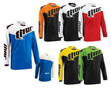 Thor Phase MX Shirt S15 tilt Enduro Quad Motocross Jersey