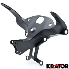 Black UPPER FRONT FAIRING BRACKET STAY FOR 2004 2005 2006 Yamaha YZF R1/YZFR1
