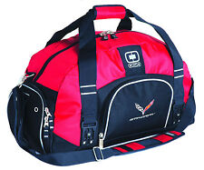 Corvette Stingray Ogio Big Dome Duffle Bag