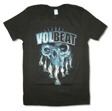 Volbeat Skull Gates Black T Shirt New Official