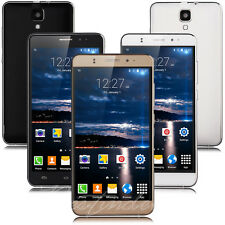 "5.5"" Unlocked Mobile Phone Android 5.1 Quad Core Dual SIM Smartphone 3G GPS WIFI"