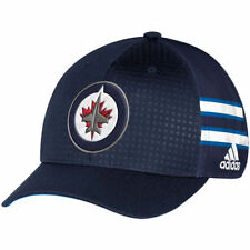 Winnipeg Jets adidas 2017 Draft Structured Flex Hat - Navy - NHL