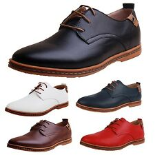 Oxford Formal British brogues Vintage Wedding Italian style Shoes Size 5-14