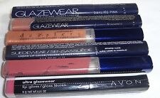# AVON GLAZEWEAR SUEDEWEAR DAZZLERS ULTRA LIQUID LIP COLOR ~ YOU CHOOSE SHADE!