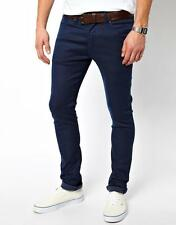 NEW MENS LEVIS 510 SUPER SKINNY BLUE JEANS SIZE 34 X 34HIP TO ANKLE BELOW WAIST