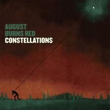 AUGUST BURNS RED - CONSTELLATIONS USED - VERY GOOD CD