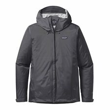 Patagonia Torrentshell Rain Jacket Forge Grey Size S New