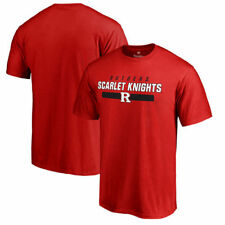 Rutgers Scarlet Knights Team Strong Lines T-Shirt - Scarlet - NCAA