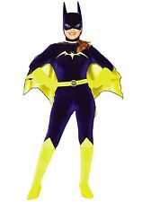 Batgirl Gotham Girls Superhero DC Comic Cartoon Women Costume