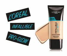 New Loreal Infallible Pro-Glow Liquid 24 HR Foundation L'ORÉAL Choose Shade