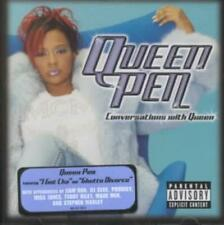 QUEEN PEN - CONVERSATIONS WITH QUEEN [PA] USED - VERY GOOD CD