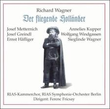 "WAGNER: DER FLIEGENDE HOLL""NDER USED - VERY GOOD CD"