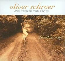 OLIVER SCHROER - FREEDOM ROAD [DIGIPAK] * USED - VERY GOOD CD