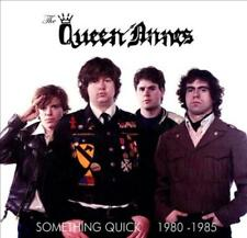 THE QUEEN ANNES - SOMETHING QUICK 1980-1985 [DIGIPAK] USED - VERY GOOD CD