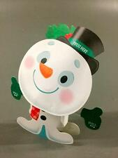 Hallmark Holiday Greeting Song Card (Huggable Snowman) $6.99--BRNAD NEW---