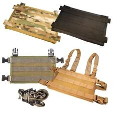High Speed Gear Light Chest Rig, MOLLE Tactical Vest Platform w/H-Harness