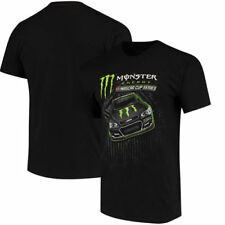 NASCAR Merchandise Monster Energy T-Shirt - Black - NASCAR