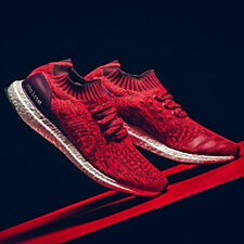 ADIDAS ULTRA BOOST UNCAGED TACTICLE RED PRIMEKNIT PK Sz 6-15 NMD EQT NYC APPLE