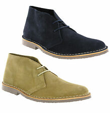 Cotswold Kalahari Desert Suede Leather 2 Eye Mens Classic Boots Shoes UK6-12