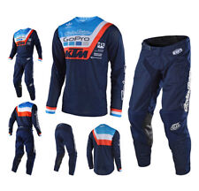 Troy Lee Design GP Air Prism KTM Combo Motocross Jersey Enduro Cross Pants Navy