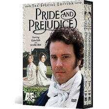 Pride and Prejudice (DVD, 2001, 2-Disc Set, Special Edition Widescreen)