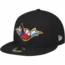 Quad City River Bandits Men's Mib Ac On-Field 59Fifty Fitted Hat Headwear