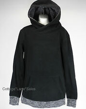 NEW LULULEMON Runaway Fleece Pullover Hoodie 4 Black Coco Pique NWT FREE SHIP