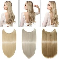 UK Secret Headband Wire in Natural Hair Extensions Hidden Invisible One Piece LA