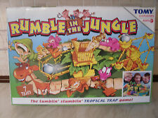 Rumble in the jungle spare game pieces  -choose your piece