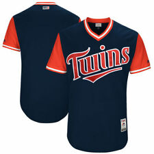 Minnesota Twins Majestic 2017 Players Weekend Authentic Team Jersey - MLB