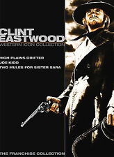 Clint Eastwood: Western Icon Collection (DVD, 2007, 2-Disc Set) Clint Eastwood