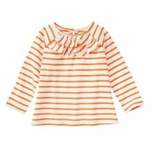 NWT Gymboree Girls Happy Harvest Orange Ruffle Top 6-12-18-24M 2T 3T 4T 5T