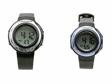 Adrenaline by Freestyle Childrens Black Rubber Sports Watch
