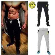 Golds Gym Fitness Sweats Pants Mens Workout Joggers Gym Wear