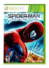Spider-Man: Edge of Time (Microsoft Xbox 360, 2011)
