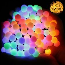 2M-100M 10-500 LED Christmas Tree Fairy String Party Lights Lamp Xmas Waterproof
