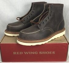 NEW REDWING 8883 MOC CONCRETE ROUGH AND TOUGH LEATHER BOOT MENS 7-13 FAST SHIP