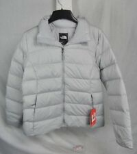 NEW THE NORTH FACE NUPTSE DOWN JACKET GREY INSULATED 700 FILL DWR S-XL