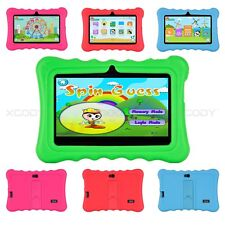 XGODY 7'' Android Tablet 8GB Quad Core Bluetooth for Kids Child Dual Camera WiFi