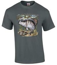 Freshwater Angler Crappie Fishing Fisherman T-Shirt
