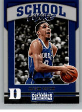 2017-18 Panini Contenders Draft Picks School Colors Basketball Pick From List