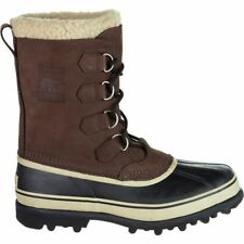 NEW SOREL CARIBOU BOOT MENS BRUNO WINTER SNOW LINED WATERPROOF INSULATED WARM