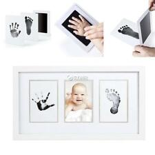 Baby Safe Print Ink Pad Hand Foot Prints Reuseable Home Art Craft Paper DZ88 01